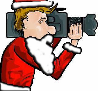 Videó kamera karácsonyra